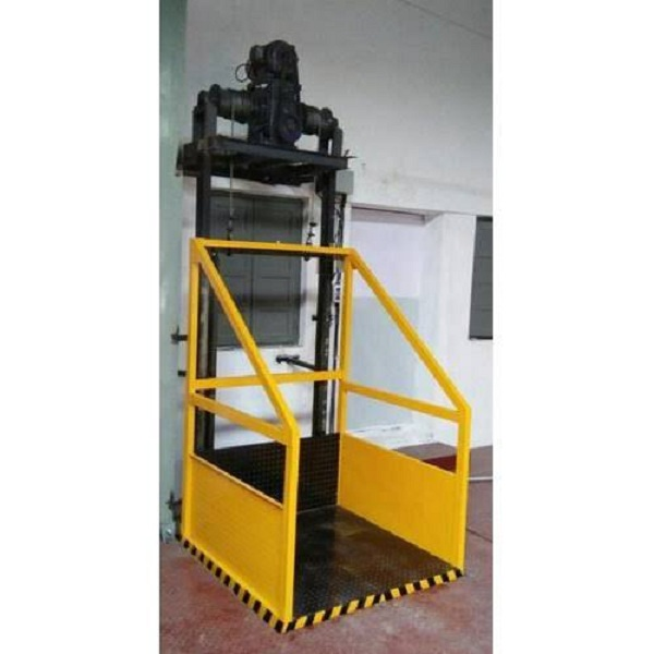 Wire-Rope-Goods-Lift